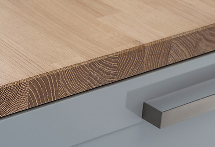 SOLID WOOD | WORKTOPS